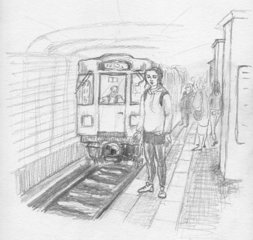 Nicki U-Bahn
