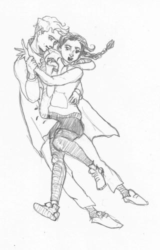 Nicki und Tallis1